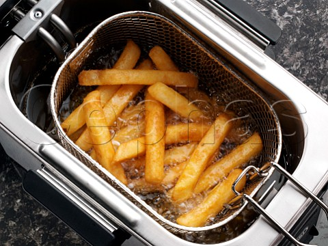 how to use a deep fat fryer for chips